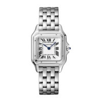 Panthère de Cartier in Steel - Medium Model - Ladies Watch - WSPN0007