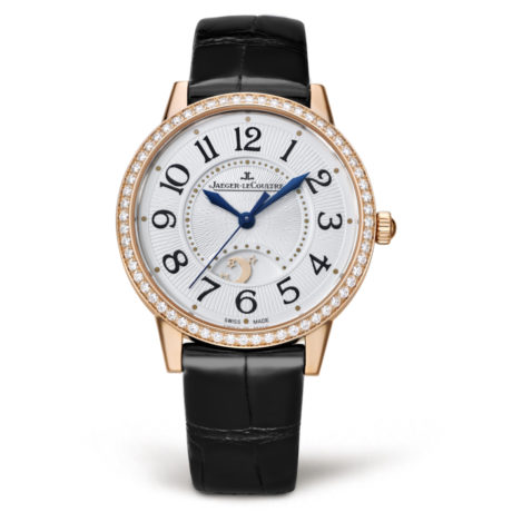 Rendez-Vous Night & Day PINK GOLD REF. 3442420 Dial View Marshall Pierce & Company Chicago Authorized Dealer Jaeger le Coultre