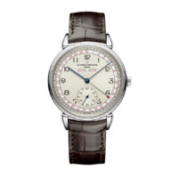 Vacheron Constantin Historiques Triple Calendar 1942 3110V:000A-B425 Men's Watch Chicago Authorized Dealer Marshall Pierce & Company