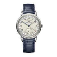 Vacheron Constantin Historiques Triple Calendrier 1942 Men's Watch – 3110V:000A-B425 chicago authorized dealer Marshall Pierce & Company