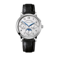 A. Lange Sohne 238.026 1815 Annual Calendar Mens Watch in white Gold