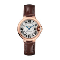 Ballon Bleu de Cartier in Pink Gold - 33mm - Ladies Watch - W6920097