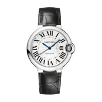 Ballon Bleu de Cartier in Steel - 36mm - Ladies Watch - W69017Z4