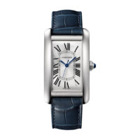 Cartier Tank Américaine in Steel - Large Model - Men's Watch - WSTA0018