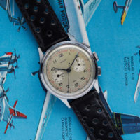 Gallet_AS02793_ 6 Chronograph Vintage Watches Marshall Pierce Chicago Analog Shift