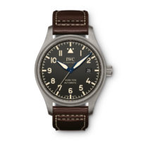 IWC mark IVIII Heritage watch titanium IW327006