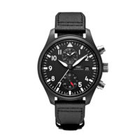 IW389001 PILOT'S WATCH CHRONOGRAPH TOP GUN IWC Chicago 2