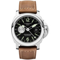 Panerai Watch LUMINOR GMT - 44MM PAM01088 Marshall Pierce & Company Chicago Strap