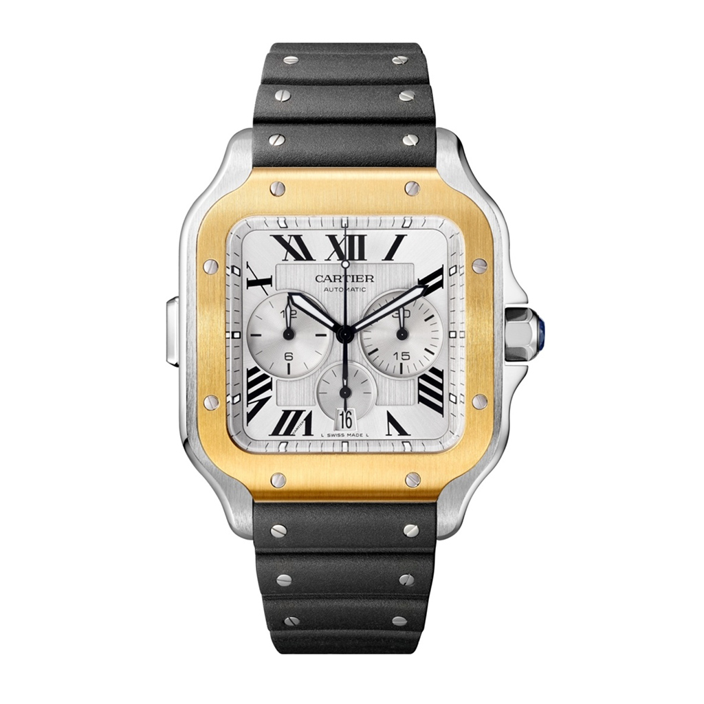 W2SA0008 Cartier Chicago Authorized Dealer Marshall Pierce face