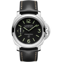 Panerai Luminor Logo - 44mm - Men's Watch - PAM00776 Marshall Pierce & Company Chicago Dial
