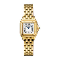 Panthère de Cartier in Yellow Gold - Small Model - Ladies Watch - WGPN0008