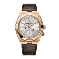 Vacheron Constantin Overseas Duel Time - Men's Watch - 7900V:000R-B336 Pink Gold Marshall Pierce & Company Chicago